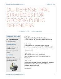 georgia public defenders seminar 2014 ehg law firm