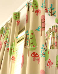 Blackout Curtains For Nursery Curtain Childrens Bedroom Blackout Curtains Nursery Safari