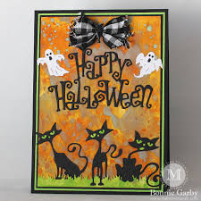 halloween background papers happy halloween card u2013 make time to craft