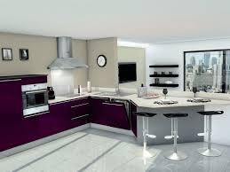 modele de cuisine en u cuisine equipee modèle de cuisine équipée en u modèle de cuisine