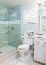 light blue bathroom ideas cape cod cottage remodel that chagne gold oversize mirror