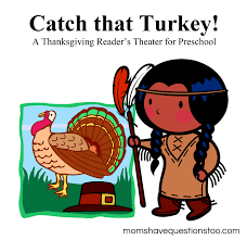 catch that turkey a simple thanksgiving play questions