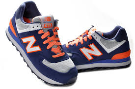 Comfortable New Balance Shoes Find Comfortable New Balance 574 Women Dark Blue White Running