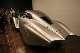 sensuous steel art deco automobiles at the nashville frist museum