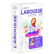 bureau dictionnaire dict petit larousse illustre 2018 06429 00 9782035901408