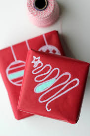 chalk marker wrapping paper markers christmas wrapping and diy