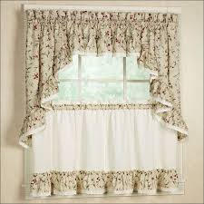Curtains Valances Styles Kitchen Country Style Curtains Waverly Kitchen Curtains Valance