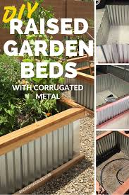 Corrugated Metal Planters by Sweet And Spicy Bacon Wrapped Chicken Tenders Raising Metals