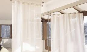 Diy Room Divider Curtain Best 25 Room Divider Curtain Ideas On Pinterest Dressing With