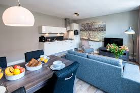 open plan kitchen living room ideas kitchen living room layout