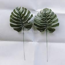 Artificial Tree Home Decor Artificial Palm Leaves Artificial Palm Trees 12pcs 52cm