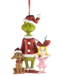 department 56 grinch ornaments collection 2015 grinchmas dated