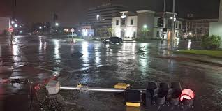halloween city corpus christi texas homeowner shoots intruder as harvey makes landfall