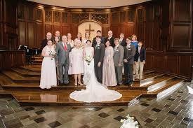 bridesmaids inc featured wedding maggie and josiah helms bromberg s weddings
