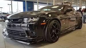chevy camaro black on black 2015 z 28 chevrolet camaro track car black a c 7 0l option list
