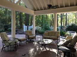 screened porch columbia screened porch and open porch builder
