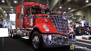 international trucks 2015 international lonestar truck with cummins isx 450hp engine