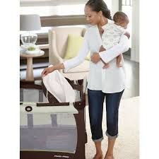 Graco Pack N Play Bassinet Changing Table by Graco Baby 1898302 Pack U0027n Play Go Green Style Playard With