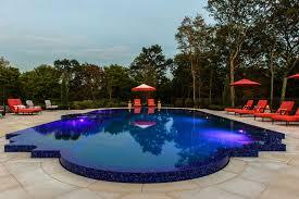 pool design inground perimeter overflow edge pool design cipriano