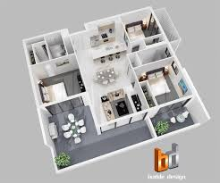 3d floor plans budde design brisbane perth melbourne