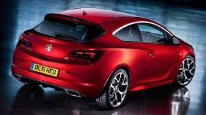vauxhall astra vxr modified opel vauxhall astra opc vxr unveiled