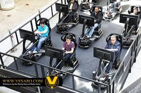 pc racing seat vesaro