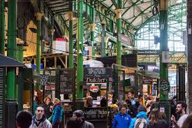 borough market top 10 uk food markets visitbritain