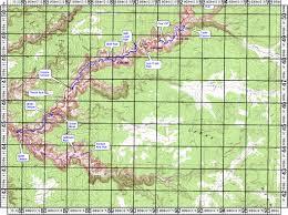 Utah Topo Maps by Topo Map Of Grand Gulch Primitive Area Utah Anasazi Ruin Map