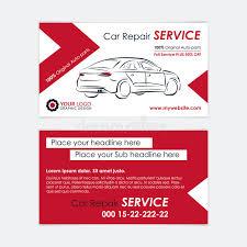 create your own card auto repair business card template create your own business cards