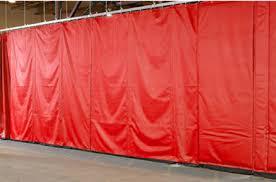 Industrial Curtain Wall Loading Dock Equipment Curtain Walls