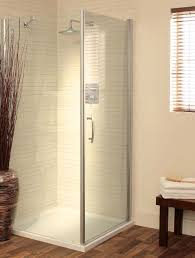 Shower Door 700mm Lakes Italia 700mm X 700mm Romano Hinged Frameless Shower Enclosure