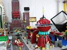 lego futurama old new york