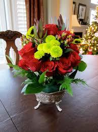 Flower Arrangements Ideas 15 Flower Arrangement Ideas For Christmas Inspired Luv