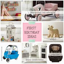 Gift Ideas Kitchen First Birthday Gift Ideas Happily Ever Parker