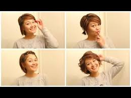 ways to wear your hair growing out a pixie 66 best short hair images on pinterest hair cut short films