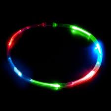 lighted necklace led necklace light up necklace