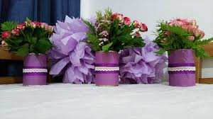Tin Vases 26 Crafts Ideas For Tin Cans Diy To Make