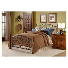 Doral Bed Fashion Bed Group  Target - Fashion bedroom furniture