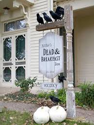 Scary Halloween Decorations On Pinterest by Cool Outdoor Halloween Decoration Halloween Pinterest Scary