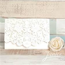wholesale wedding invitations cheap laser cut wedding invitations plus graceful pearl white