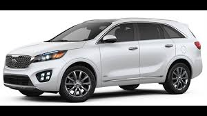 suv kia 2008 2017 kia sorento first look at sema 2016 youtube
