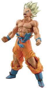 dragon ball blood saiyans super saiyan goku 7 1 pvc figure