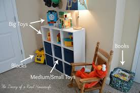 how to organize toys organizing toys the diary of a real