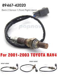 lexus rx300 bank 2 sensor 1 brand new genuine toyota oxygen sensor to fit toyota rav 4 2 4