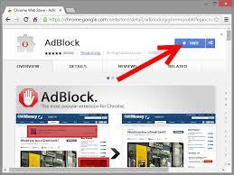 chrome google webstore how to install adblock on google chrome ubuntu 5 steps