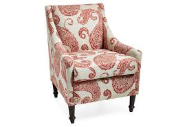 Paisley Home Decor Unique Paisley Accent Chair For Home Design Ideas With Paisley