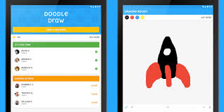 play doodle draw this is the you can play on messenger the