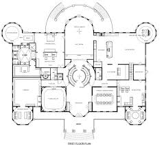 mansion floor plans how to make luxury mansion floor plans