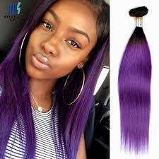 weave hairstyles with purple tips straight ombre weave hairstyles hairstyles ideas
