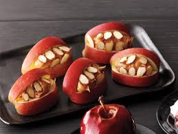 Easy To Make Halloween Snacks by 50 Things To Make With Apples Recipes And Cooking Food Network